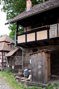Nebengebäude der Mühle