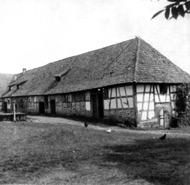Oberer Hof im Jahr 1915